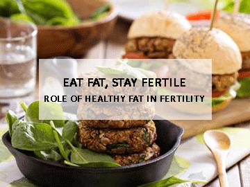 Eat Fat, Stay Fertile: Role of Healthy Fat in Fertility